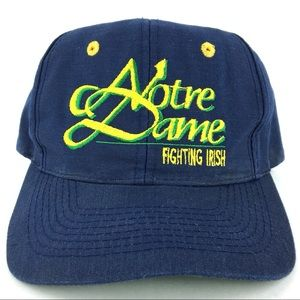 Vintage University Of Notre Dame Fighting Irish
